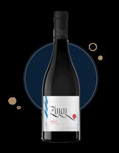Armenian red wine zulal Areni classic 2019