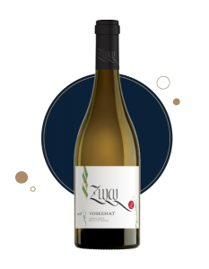 Armenian white wine zulal voskehat 2018