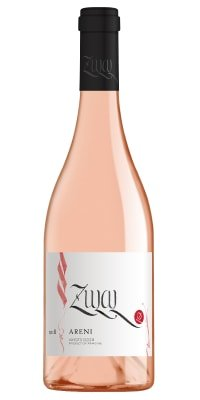 Rose wine Zulal Areni