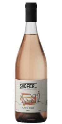 rose wine SHOFER ROSE 2020